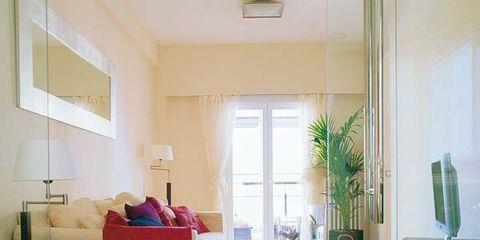 Room, Interior design, Floor, Flooring, Furniture, Table, Ceiling, Interior design, Wall, Home,