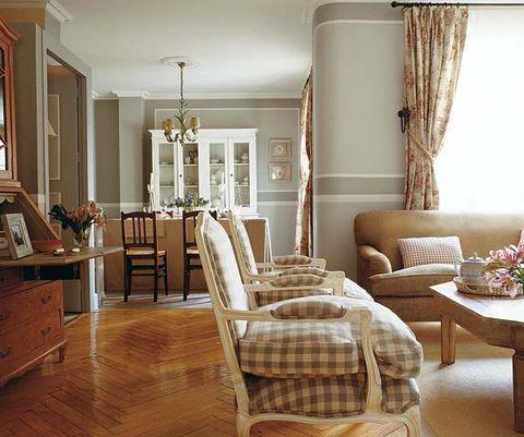 Wood, Room, Interior design, Floor, Furniture, Table, Flooring, Hardwood, Home, Interior design,