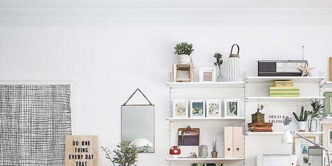Un piso familiar decorado con estilo n rdico - Piso estilo nordico ...