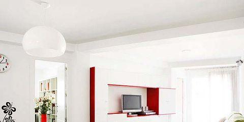 Room, Interior design, Floor, Property, Furniture, Wall, Ceiling, Flooring, Table, Interior design,