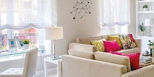 Un piso con las ideas muy claras: salón