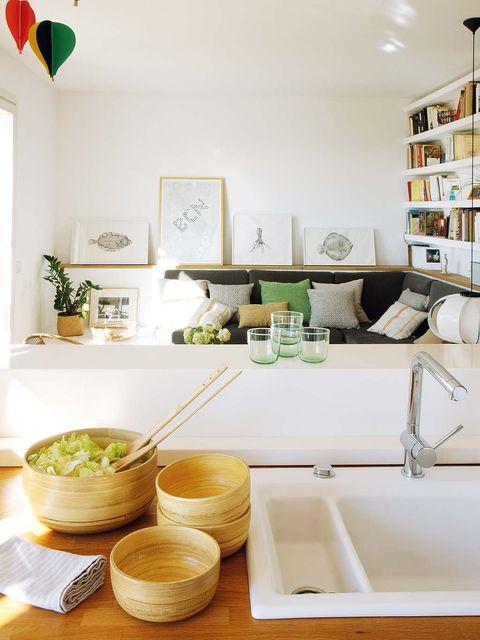 Interior design, Room, Green, Balloon, Couch, Interior design, Living room, Dishware, Floor, Serveware,