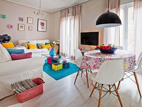Room, Interior design, Floor, Flooring, Textile, Furniture, Living room, Home, Interior design, Couch,