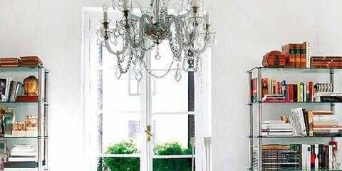 Blue, Room, Interior design, Green, Living room, Home, Furniture, Shelf, Shelving, Interior design,