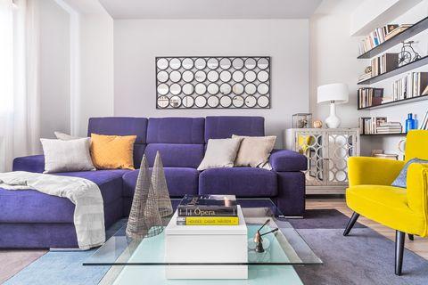 Más luz y amplitud en un piso reformado