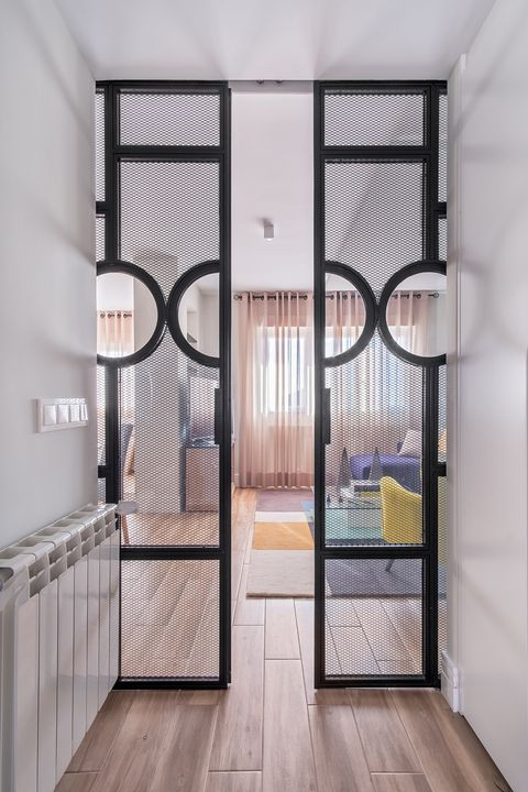 Room, Property, Architecture, Interior design, Iron, Floor, Furniture, Building, House, Door,