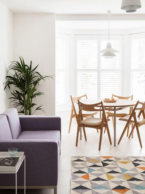 Wood, Room, Interior design, Floor, Furniture, Wall, Ceiling, Light fixture, Flooring, Interior design,