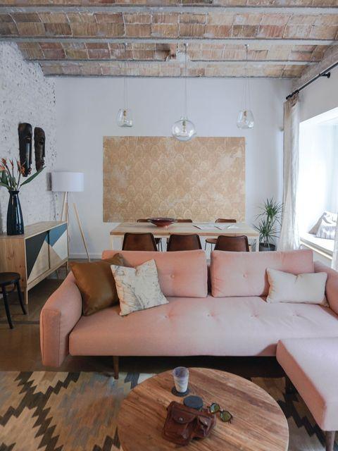 Apartamento en Barcelona: Salón comedor