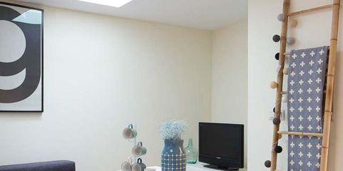 Room, Interior design, Flowerpot, Textile, Table, Flooring, Furniture, Floor, Interior design, Home,