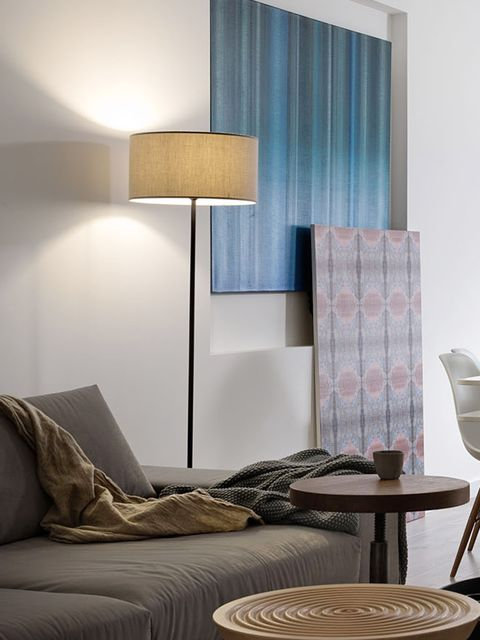 Room, Interior design, Furniture, Wall, Floor, Flooring, Couch, Interior design, Living room, Hardwood,