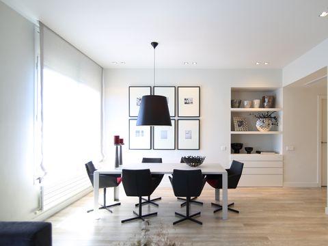Floor, Room, Interior design, Flooring, Wall, Furniture, Ceiling, Interior design, Hardwood, Wood flooring,