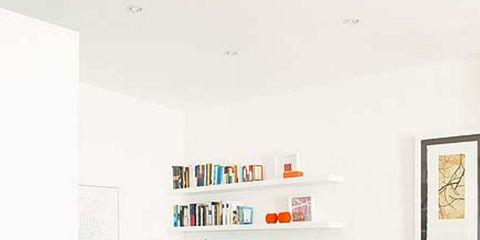 Room, Interior design, Wood, Living room, Wall, Furniture, Orange, Home, Couch, Interior design,