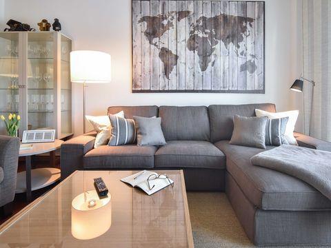 Antes y después: Un piso familiar para entrar a vivir