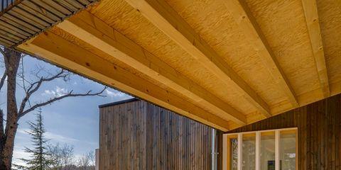 Wood, Property, Hardwood, Table, Furniture, Real estate, Wood stain, Outdoor furniture, Outdoor table, Shade,