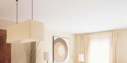Room, Interior design, Floor, Textile, Flooring, Furniture, Table, Interior design, Window treatment, Linens,