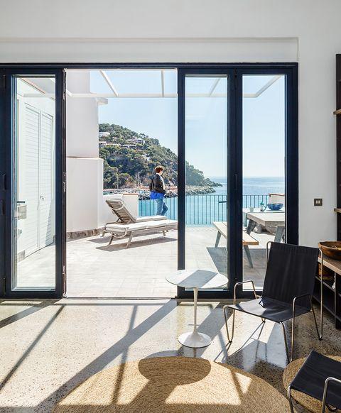 Property, Room, House, Building, Window, Architecture, Real estate, Interior design, Door, Daylighting,