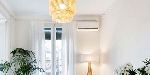 Flowerpot, Interior design, Room, Table, Wall, Ceiling, Furniture, Interior design, Floor, Home,