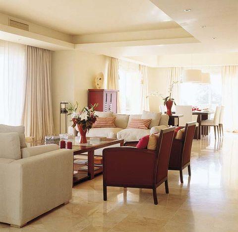 una casa moderna y elegante