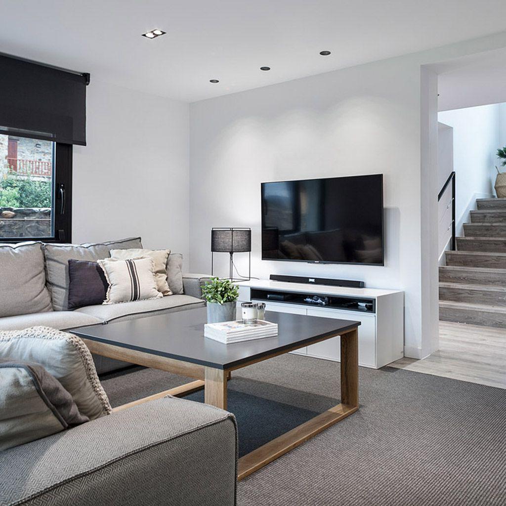 Interiores de casas minimalistas modernas bruin blog for Casas minimalistas modernas interiores