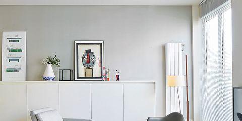 Room, Wood, Interior design, Floor, Flooring, Wall, Living room, Interior design, Home, Grey,