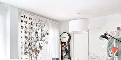fbfa8872cc3 Una luminosa vivienda decorada con estilo nórdico