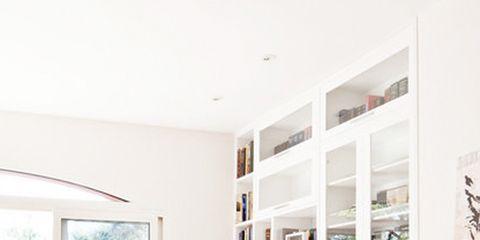 Room, Interior design, Living room, Wall, Home, Floor, Table, Furniture, Interior design, Hearth,