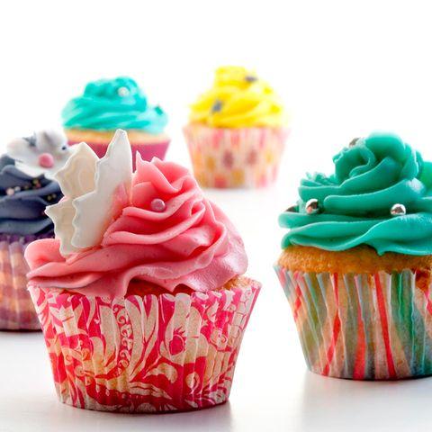 Cápsulas para cupcakes