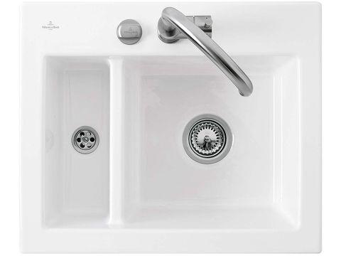 Sink, Kitchen sink, Plumbing fixture, Plumbing, Bathroom sink,