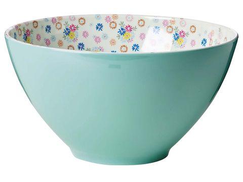 Bowl, Turquoise, Tableware, Aqua, Dishware, Teal, Mixing bowl, Turquoise, Serveware, Porcelain,