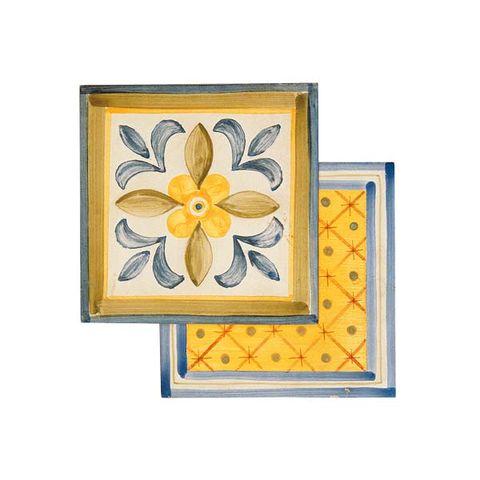 Yellow, Petal, Art, Pattern, Paint, Visual arts, Rectangle, Painting, Illustration, Drawing,