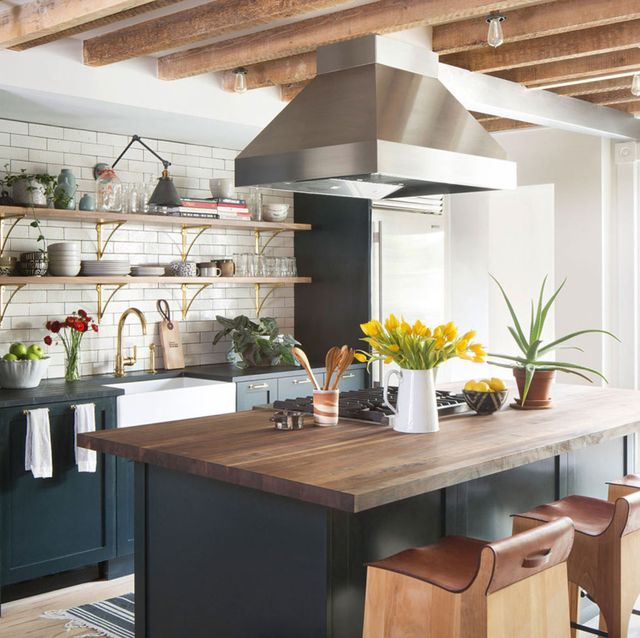 30 Ideas Para Abrir La Cocina Al Salón Espacios Integrados