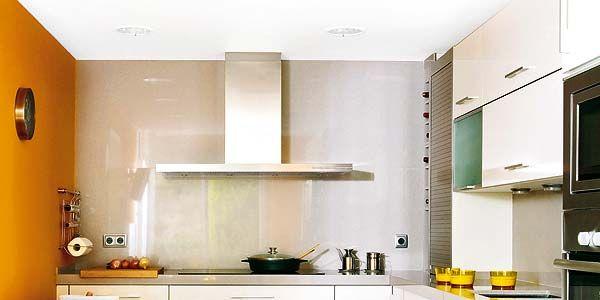 claves para distribuir una cocina de planta rectangular On para desarrollar una estancia rectangular