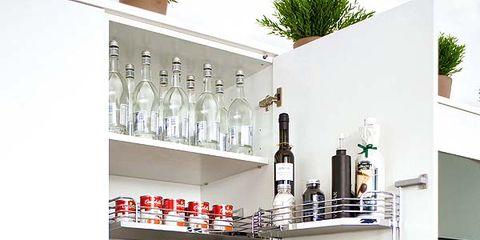 Bottle, Shelving, Shelf, Glass bottle, Drink, Collection, Distilled beverage, Wine bottle, Display case, Home accessories,
