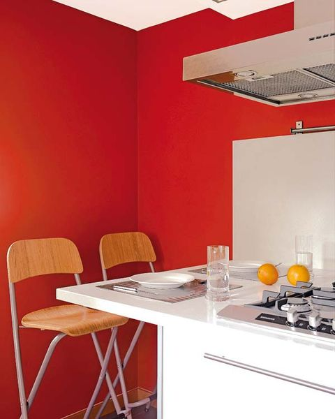 12 cocinas con barra y sus planos - Distribucion cocina cuadrada ...