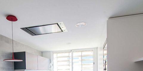 Room, Interior design, Property, Plumbing fixture, Floor, Kitchen sink, White, Ceiling, Interior design, Wall,