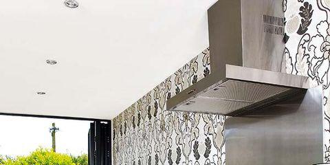 Floor, Interior design, Room, White, Flooring, Wall, Countertop, Interior design, Glass, Real estate,