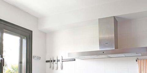 Room, Plumbing fixture, Wood, Property, Floor, White, Kitchen, Flooring, Interior design, Home,