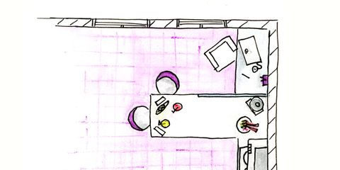 Line, Pink, Magenta, Purple, Parallel, Rectangle, Illustration, Circle, Drawing, Paper,