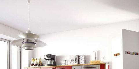 Floor, Room, Interior design, Flooring, Table, Furniture, Ceiling, Wall, Light fixture, Glass,
