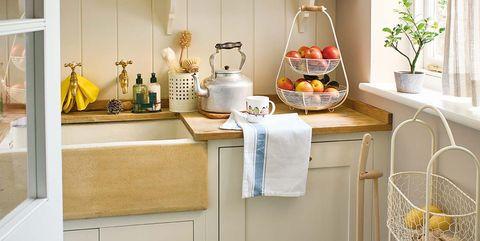 Ideas para decorar tu cocina con un encantador estilo rústico