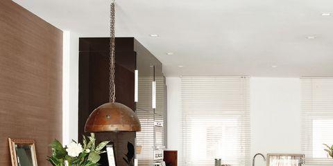 Interior design, Room, Furniture, Interior design, Glass, Floor, Kitchen sink, Home, House, Plumbing fixture,