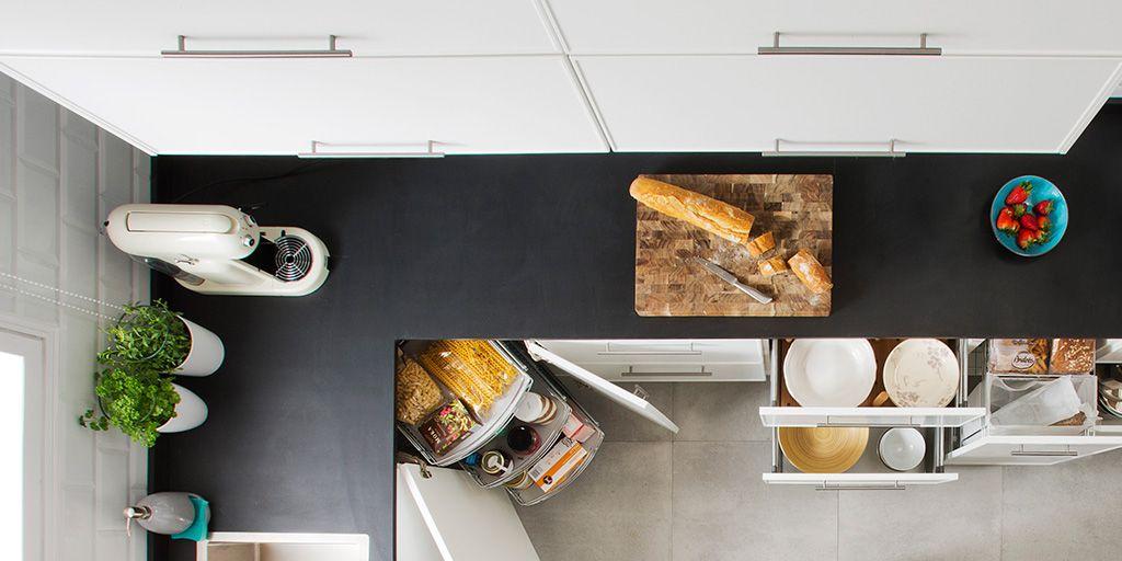 10 ideas para poner por fin orden en la cocina for Accesorios cocina leroy merlin
