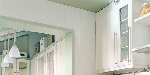 Floor, Room, Wood, Interior design, Flooring, Countertop, Light fixture, Ceiling, Interior design, Home,