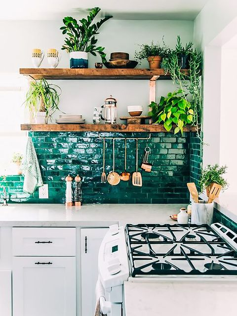 Green, Room, Gas stove, Interior design, White, Major appliance, Cooktop, Wall, Kitchen stove, Stove,