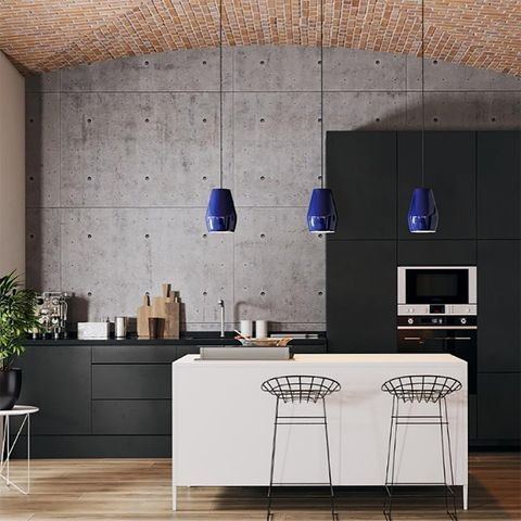 Room, Tile, Furniture, Wall, Interior design, Property, Kitchen, Floor, Countertop, Ceiling,