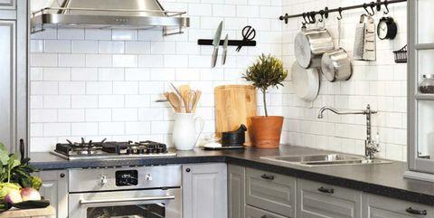 cocina moderna con estilo country