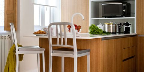 Cocinas pequeñas: bien resueltas en pocos metros