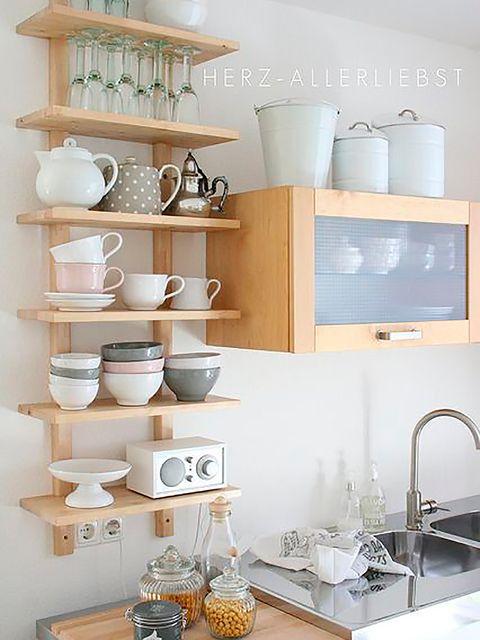 Ideas para cocinas pequeñas - Cómo aprovechar una cocina pequeña
