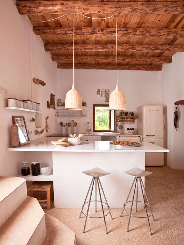 17 cocinas rústicas con encanto - Cocinas de estilo rústico