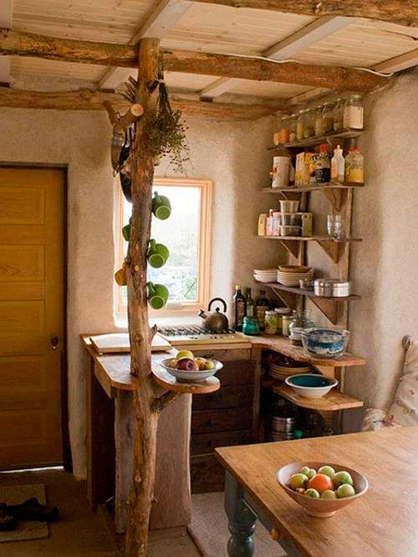 17 Cocinas Rústicas Con Encanto Cocinas De Estilo Rústico
